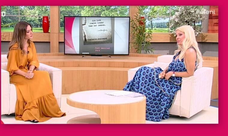 Ελένη: Δάκρυσε με την εξομολόγηση της Βάσως Λασκαράκη για το γάμο της με τον Σουλτάτο (Video)