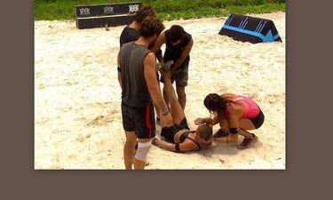 Survivor: Σοκαρισμένοι οι παίκτες! Κατέρρευσε η Δαλάκα στο στίβο μάχης! Καρέ – καρέ η σκηνή!(Photos)