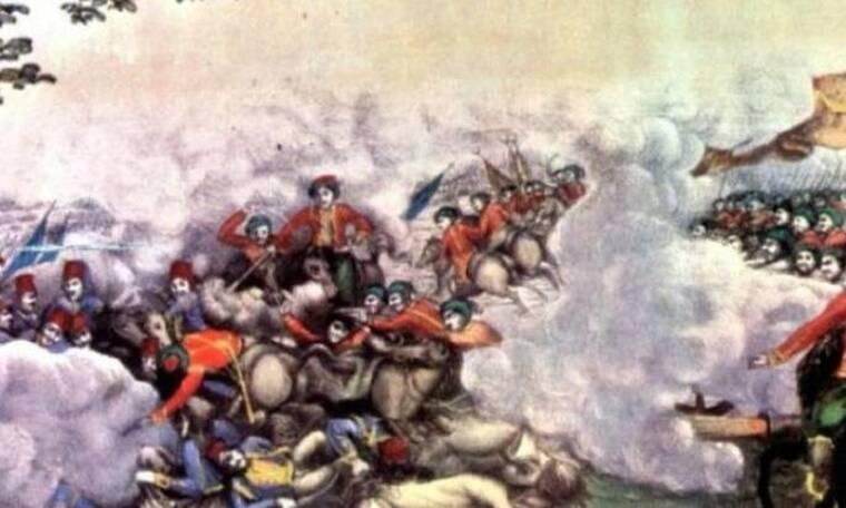 Μάχη του Λάλα: Η ηρωϊκή αιματοχυσία που οδήγησε στην άλωση της Τριπολιτσάς