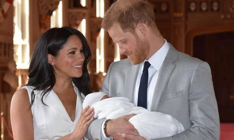 Meghan Markle- Πρίγκιπας Harry: Πότε θα βαφτίσουν τον γιο τους; (photos)