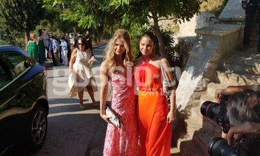 Γάμος Μπαλατσινού - Κικίλια: Πιο λαμπερές από ποτέ οι κόρες της νύφης (exclusive photos&video)