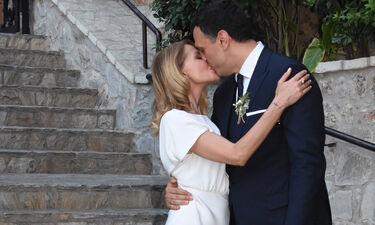 Γάμος Μπαλατσινού – Κικίλια: Οι πρώτες αναρτήσεις του νιόπαντρου ζευγαριού στο instagram (Photos)