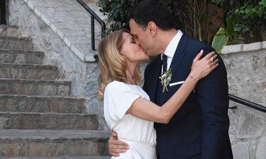 Γάμος Μπαλατσινού - Κικίλια: Δείτε τους στον... «χορό του Ησαΐα» (photos)