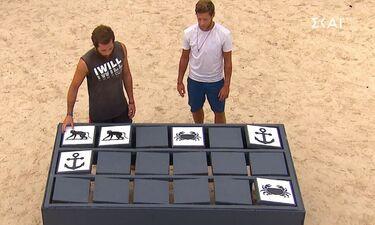 Survivor: Αυτοί κέρδισαν το παιχνίδι μνήμης (video)
