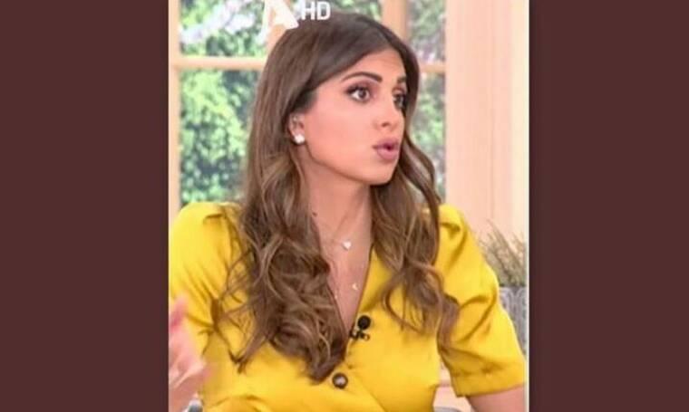 Happy Day: Δεν φαντάζεστε τι αποκάλυψε η Σταματίνα on air για τον σύζυγό της (video)