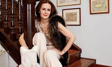 Κάτια Δανδουλάκη: Θυμάται τη ζωή της με τον Μάριο Πλωρίτη και συγκινεί (Photos)