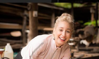 Tζασμίν Γκρέις Γκριμάλντι: Το χόλιγουντ δεν μπορεί να περιμένει (Photos)