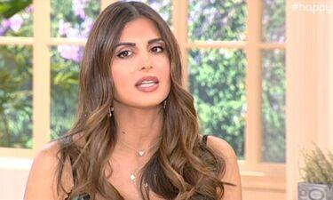 Σταματίνα Τσιμτσιλή: Η αντίδραση του συζύγου της όταν φορά κοντές φούστες (Video)