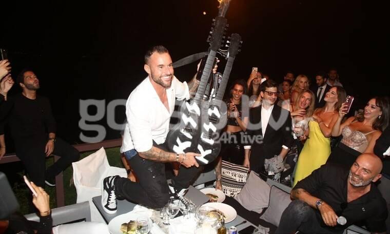 Philipp Plein: Tα λαμπερά εγκαίνια της πρώτης αποκλειστικής boutique στην Αθήνα και το απίθανο show