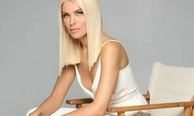 Ευτυχείτε: «Ξέσπασε» on air η Κατερίνα Καινούργιου- Τι την ενόχλησε  (vid)