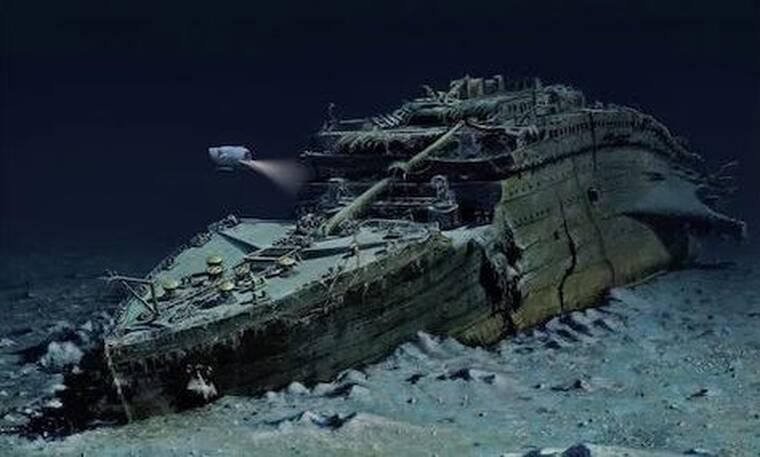 Σοκ: Τότε θα εξαφανιστεί εντελώς ο Τιτανικός (photos)