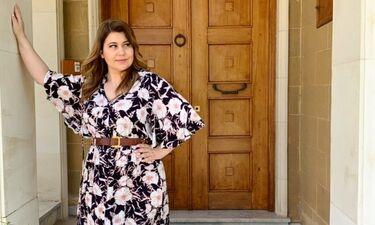 Μαριέλλα Σαββίδου: Ποζάρει με καλοκαιρινή διάθεση φορώντας το ολόσωμο μαγιό της (photos)