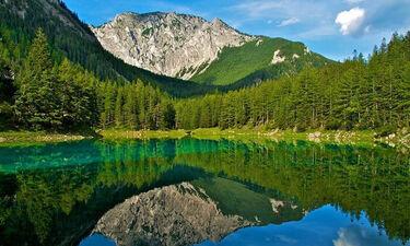 Απολαυστικό φαινόμενο! Η λίμνη που εμφανίζεται μόνο έξι μήνες! (photos+video)