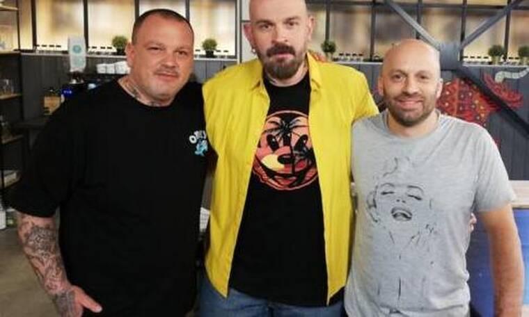 Food n' Friends: Σήμερα μας μαγειρεύει ο Απόστολος Μητρόπουλος