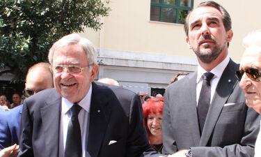 Κρίσιμες ώρες για τον τέως βασιλιά Κωνσταντίνο! Ο Νικόλαος επέστρεψε εσπευσμένα στην Αθήνα! (pics)