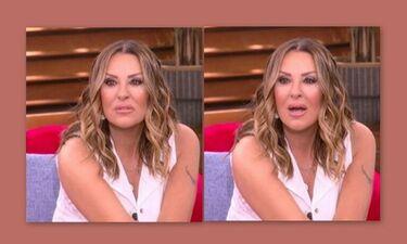 «Κάγκελο» η Γερμανού - Πάγωσε όταν κατάλαβε ποια την πήρε τηλέφωνο on air (video)
