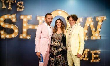 «Ιt's Show Time» με Γκόραν Μπρέγκοβιτς και Καίτη Γαρμπή (photos)
