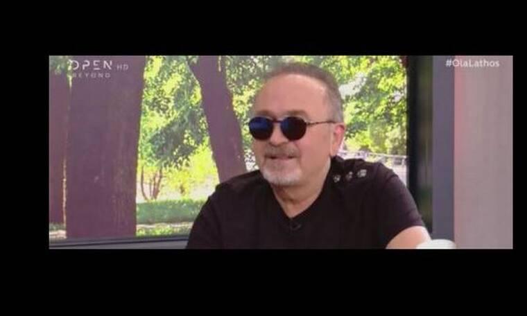Σταμάτης Γονίδης: «Άκουσα μια κρυστάλλινη φωνή στον ύπνο μου. Ήταν του Χριστού» (video)