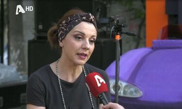 Ματίνα Νικολάου: Δεν πάει ο νους σας τι αποκάλυψε για τον… Νίκο Μουτσινά on camera!