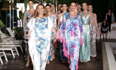 Η Μοιραράκη παρουσίασε την πρώτη της καλοκαιρινή collection - Δείτε τα ρούχα που σχεδίασε (photos)