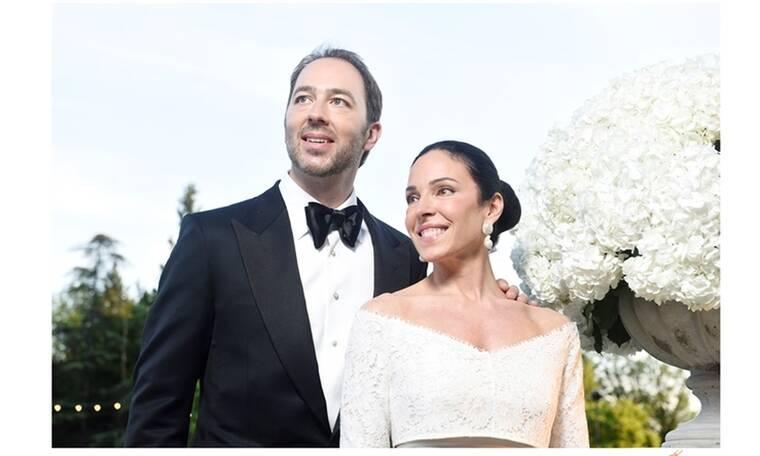 Ο γάμος του πρίγκιπα Ντούσαν της Σερβίας και της Βαλερί Ντε Μούτζιο στο Βελιγράδι (photos)