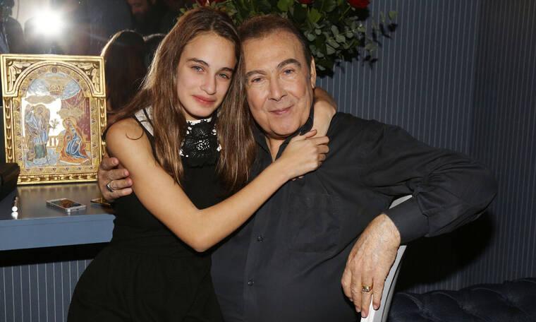 Βοσκόπουλος: Περήφανος για την κόρη του- Η τρυφερή φωτογραφία και το μήνυμά του (photos)