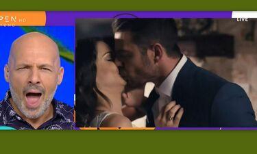 Μουτσινάς: Το απίστευτο τρολάρισμα για τις ερωτικές σκηνές της Όλγας με τον Στέφανο στο Τατουάζ!