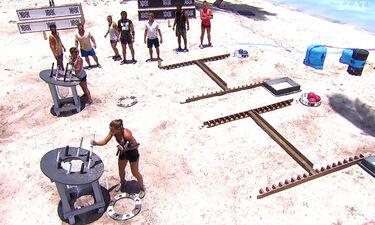 Survivor: Αυτή η ομάδα κέρδισε το δεύτερο αγώνισμα με τεράστια διαφορά (photos-video)