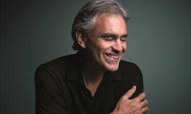 Ο Andrea Bocelli έρχεται στην Ελλάδα για μία συναυλία στο Ηρώδειο