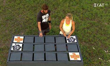 Survivor: Αυτή η ομάδα κέρδισε το παιχνίδι μνήμης (video)