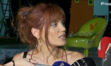 Μαίρη Συνατσάκη: Αποκάλυψε on camera τα τηλεοπτικά της σχέδια!
