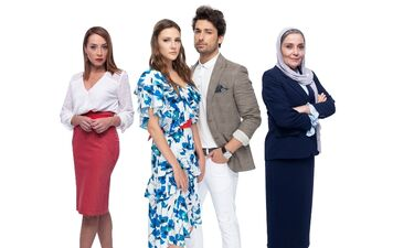 Κράτα μου το χέρι: Η νέα δραματική σειρά τουρκικής παραγωγής του Alpha (photos)