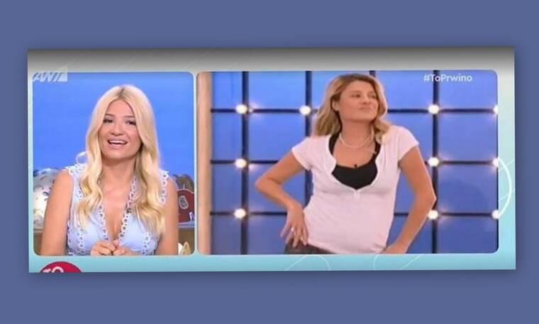 Φαίη Σκορδά:  Οι φωτό από την περίοδο της εγκυμοσύνης της και η ατάκα της (PHOTOS)