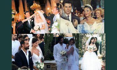Γάμοι που άφησαν εποχή και έγιναν πρωτοσέλιδα (photos)