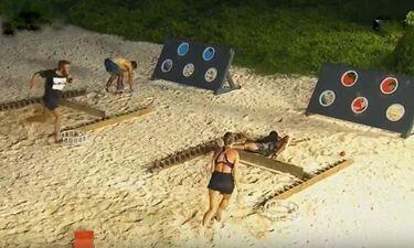 Survivor: Αυτή η ομάδα κέρδισε την ασυλία (video)