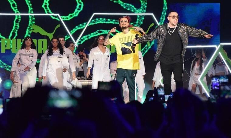 MAD VMA 2019: Ο απόλυτος πανικός με την εμφάνιση του Sin Boy (video)