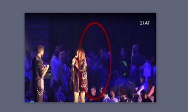 MADVMA 2019: Αυτή είναι η στιγμή που οι δυο τραγουδιστές πιάστηκαν στα χέρια (Vid)