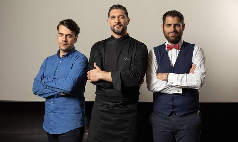 Γίνε κι εσύ Master of Dinner με την Barilla, τον Πάνου Ιωαννίδη & την ομάδα του!