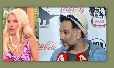 Ελένη: Δεν πάει ο νους σας τι αποκάλυψε για τα κιλά του Αρναούτογλου! (Video)
