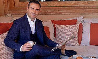 Νίκος Βαρελάς: Ο επιχειρηματίας που απογείωσε την εταιρία που παρέλαβε από τον πατέρα του (photos)