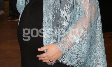 Ηθοποιός του «Παρά πέντε» είναι έγκυος και δεν το πήρε είδηση κανείς! (photos)