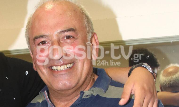 Ο Δημήτρης Μαυρόπουλος για πρώτη φορά μας συστήνει το γιο του! (photos)