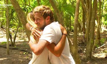 Survivor τελικός: Το δώρο του Νίκου στη Σεντά για καλή τύχη και η συγκίνηση  (video)