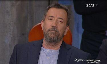 Παπαδόπουλος: Η ανακοίνωσή του στο φινάλε της εκπομπής «Στην υγειά μας», που μας εξέπληξε (Vid)