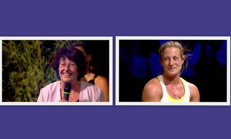 Survivor: Η αμίμητη ατάκα της μαμάς της Αφροδίτης που μοίρασε γέλιο (video)