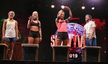 Survivor: Αυτά είναι τα νούμερα τηλεθέασης που σημείωσε ο μεγάλος τελικός