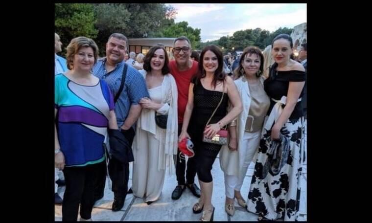 Οι πρωταγωνιστές της Λυρικής Σκηνής στο Ηρώδειο