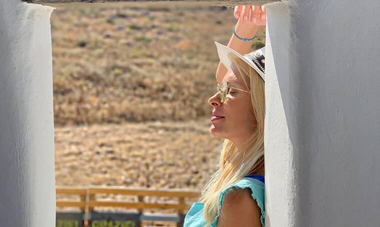Ελένη Μενεγάκη: Το tour της στο Αιγαίο και ο επόμενος προορισμός που τον πρόδωσε! (Νέες φωτό)
