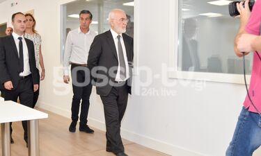 Στις εγκαταστάσεις του OPEN για έξι ώρες χθες, ο Ιβάν Σαββίδης. Τι συζητήθηκε;