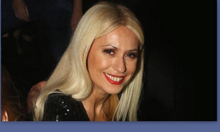 Μαρία Μπακοδήμου: Το αναληθές δημοσίευμα που την εξόργισε! (Photos)